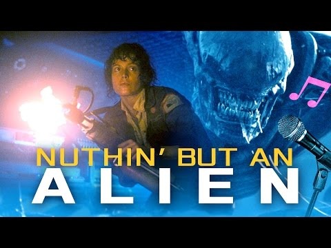 Nuthin' But An Alien - A Musical Parody Review