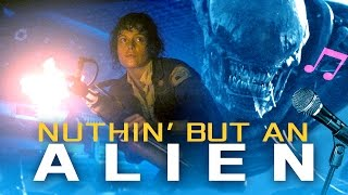 Repeat youtube video NUTHIN' BUT AN ALIEN - An Alien and Dr. Dre Parody