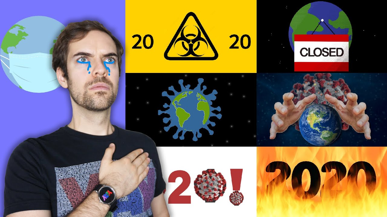Download The Official Flag of 2020 (YIAY #512)