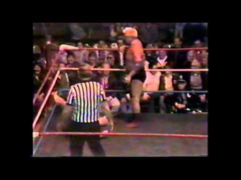 Dick The Bruiser vs Bulldog Don Kent   WWA   All Star Championship Wrestling