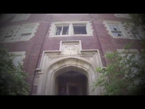 Abandoned Convent House