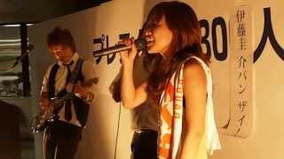 CRaNE  featuring 伊藤圭介 / Holiday プレスタワー 300人で乾杯!! 2013.09.07 ④