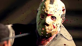 FRIDAY THE 13TH GAME: Single Player Gameplay Trailer (2018) PS4 / Xbox One / PC