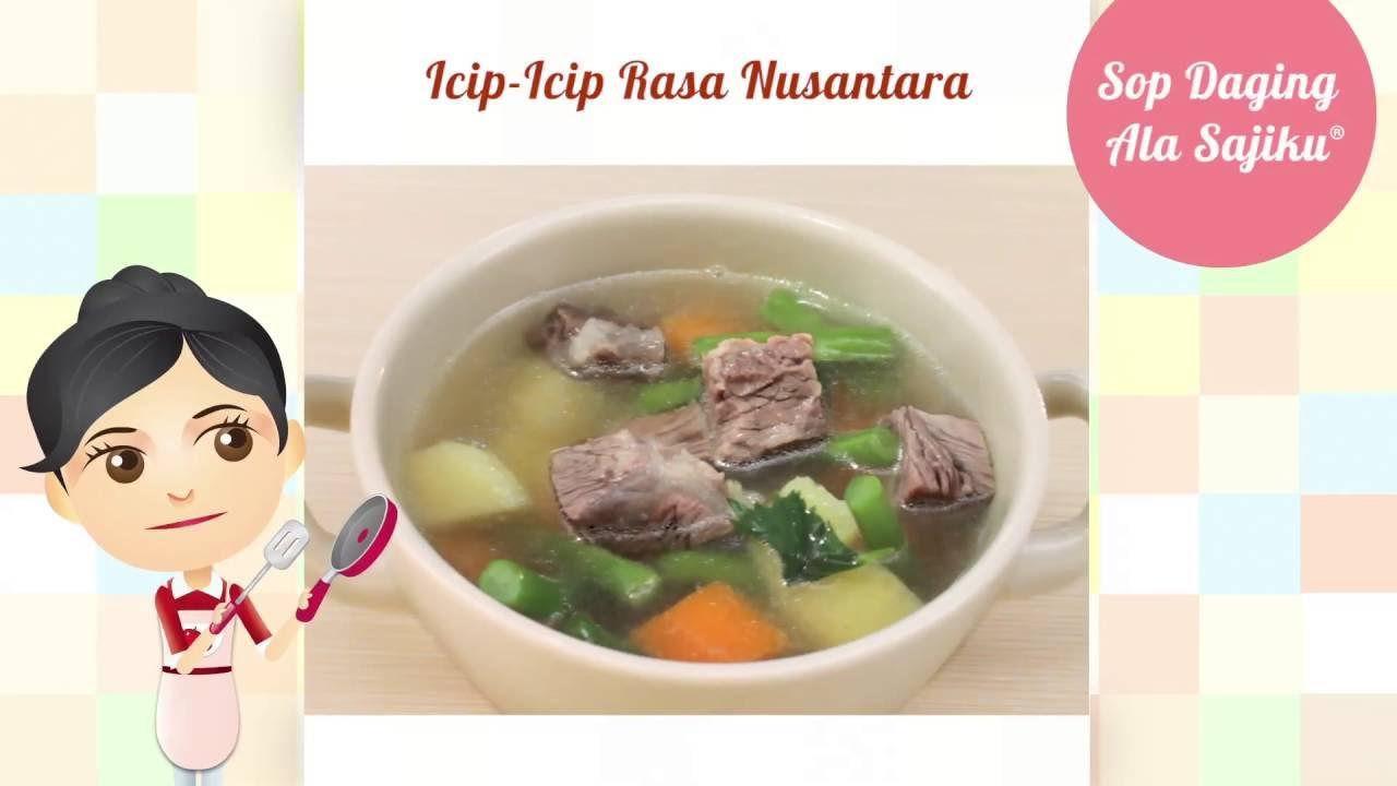 Dapur Umami Sop Daging Ala Sajiku