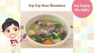 Dapur Umami - Sop Daging Ala Sajiku