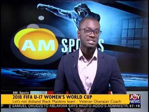 2018 Women's AFCON - AM Sports on JoyNews (27-11-18)