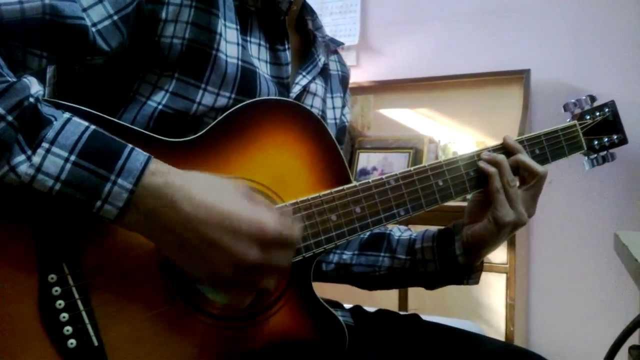 Kabhi Jo baadal Barse (cover) - Jackpot (Original Chords) - YouTube