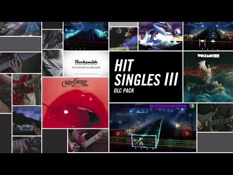 Rocksmith 2014 Edition DLC - Hit Singles III Song Pack