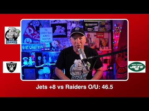 New York Jets vs Las Vegas Raiders 12/6/20 NFL Pick and Prediction Sunday Week 13 NFL