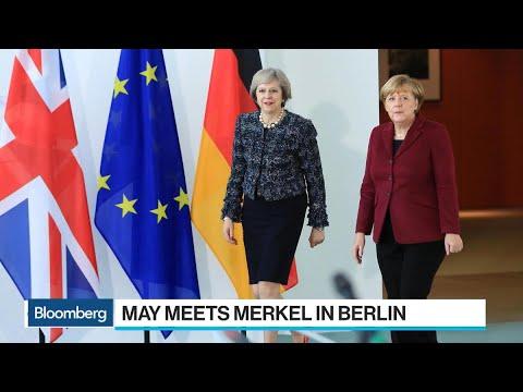 Merkel Seeks Clarity on Brexit From May