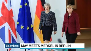 Merkel Seeks Clarity on Brexit From May
