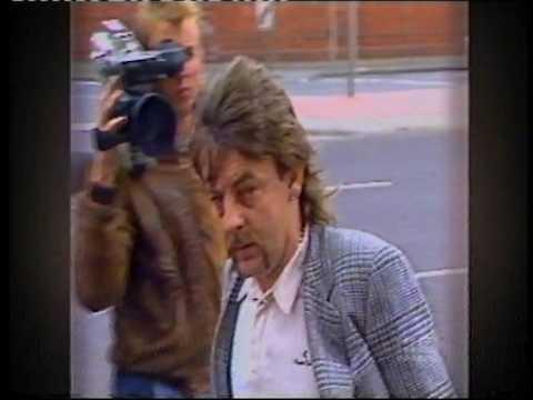 Denis Allen 1985 News Footage