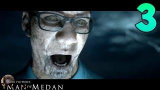 Man of Medan. Прохождение. Часть 3 (Страшная история на ночь)