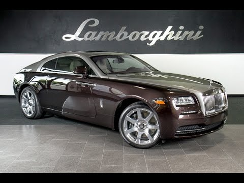 How To Get A Free Carfax >> 2014 Rolls Royce Wraith Smoky Quartz Silver Sand L0689 ...