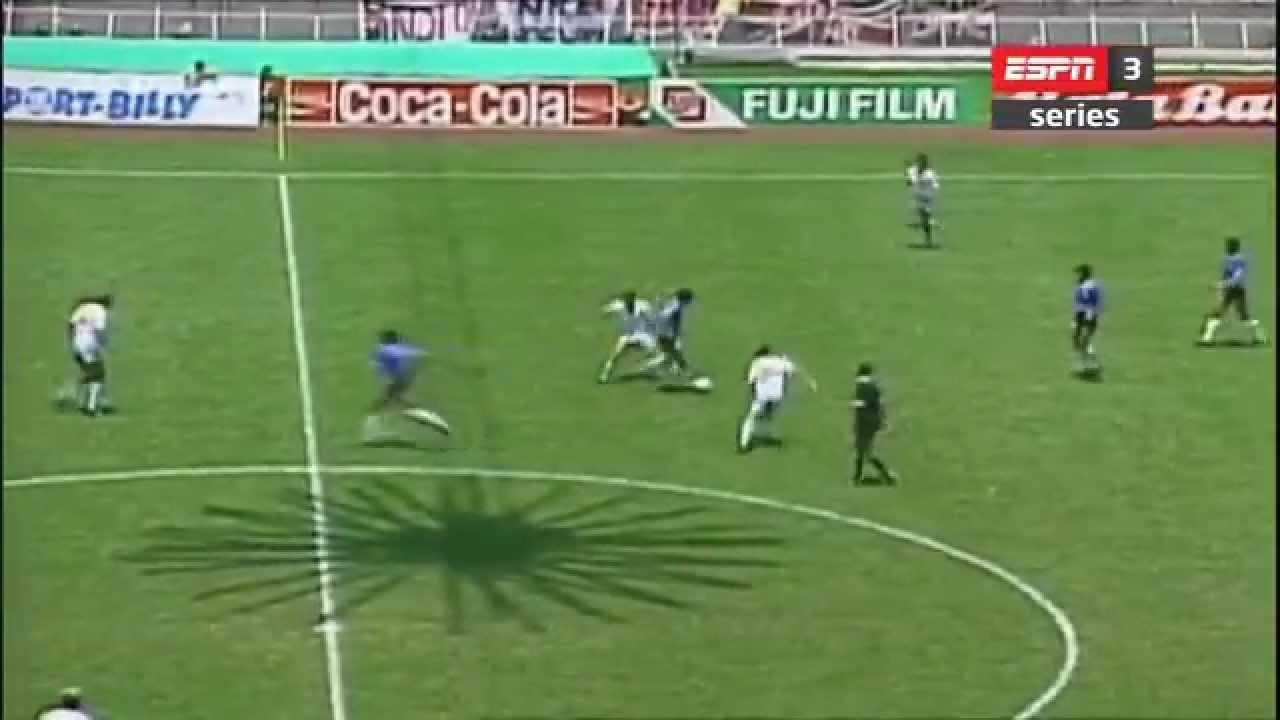 Maradona Gol Del Siglo Hd Youtube