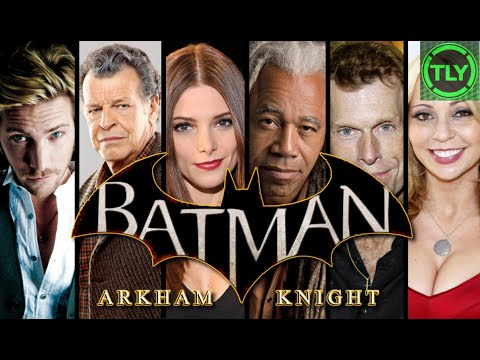Batman Arkham Knight | Voice Actors