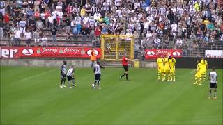 Sporting Charleroi - Club Brugge K.V. 04-08-2012