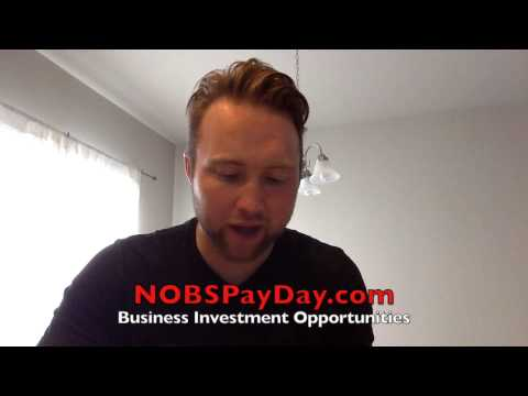 Business Investment Opportunities - Best Home Based Business Exposed!