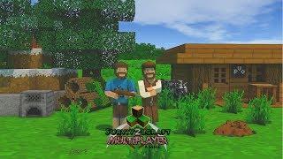 Survivalcraft 2 Multiplayer a serie Episodio 1 ‹ Marcilio Max ›