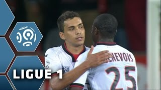 EA Guingamp - OGC Nice (2-7)  - Résumé - (EAG - OGCN) / 2014-15