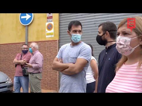 López Miras pide unidad y apoyo contra los 'okupas'