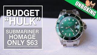 Budget Alternative to Rolex Submariner
