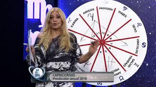 PREDICCIÓN 2018 CAPRICORNIO