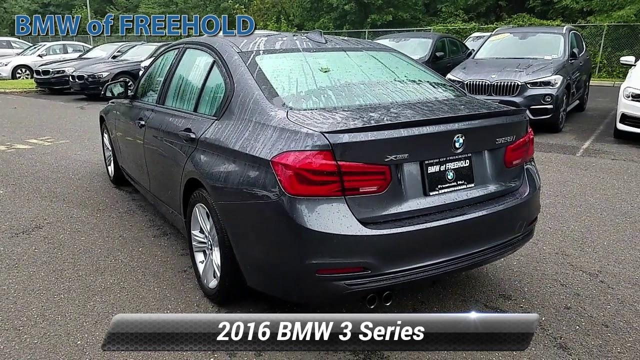 Used 2016 BMW 3 Series 328i xDrive, Freehold, NJ BFR4985