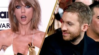 Taylor Swift Ex-Boyfriend Calvin Harris Working with Her Biggest Enemy