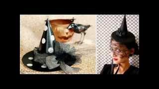 Костюм ведьмочки на Хэллоуин/Witch costume on Halloween