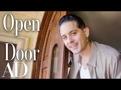 Inside G-Eazy's L.A. Home & Private Studio | Open Door | Architectural Digest