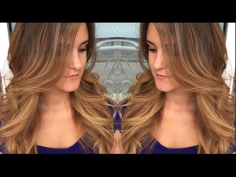 FULL TUTORIAL: Balayage OMBRE Kevin Murphy COLOR.ME