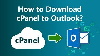 How to Download / Export Email From cPanel to Outlook - Webmail Backup to PST File Format