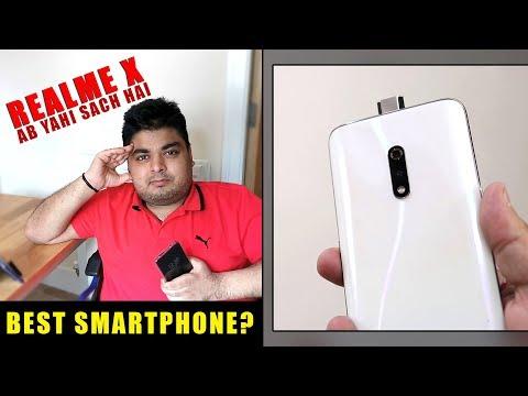 Realme X Ab Yahi Sach Hai - Is it Best Smartphone?   Oppo K3 or Realme X?