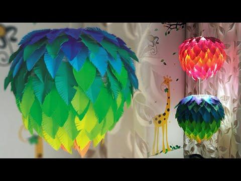 Diwali Lamp Making idea - Diwali Lantern  - Unique lamp - diwali decoration idea