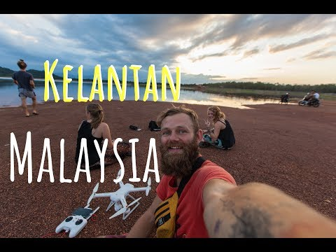 Hari Raya celebration | Lying buddha | Sunset in Kelantan | Follow Mike in Malaysia