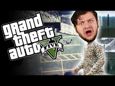 GTA 5 PC Online Funny Moments - RED'S VANISHING ACT! (Custom Games)