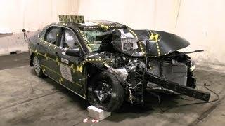 2012 Toyota Camry | Frontal Oblique Offset Test Documentation | CrashNet1
