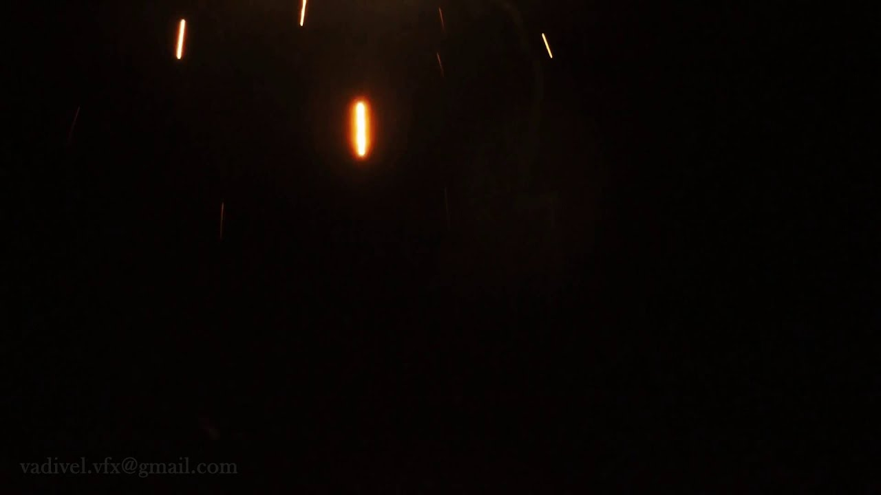 FREE STOCK FOOTAGE HD 1080p -fire spark 001