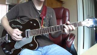 The Beatles - Twist and Shout (1963 Gretsch Tennessean)
