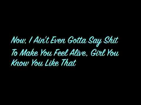 Chicka wow lyrics