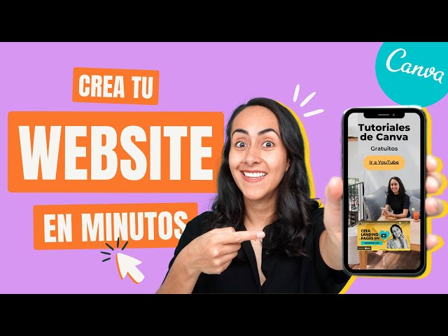 Tu SITIO WEB GRATIS desde el CELULAR - Así de fácil!