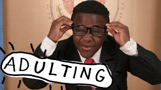 Repeat youtube video Kid President's Guide to Adulting