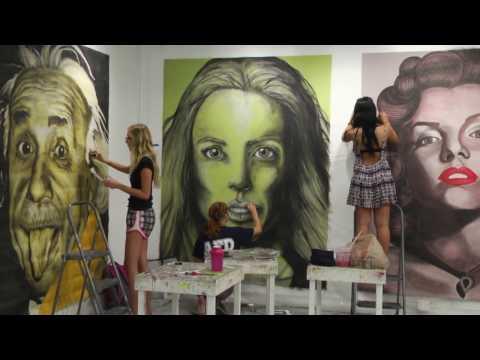 The University of Tampa - Art