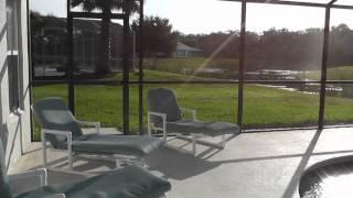 Outiside Villa Virginie Disney World Orlando Floride