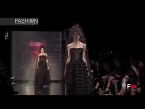 """""""GIORGIO ARMANI PRIVÉ"""" Paris Haute Couture Autumn Winter 2014 Full Show HD by Fashion Channel"""