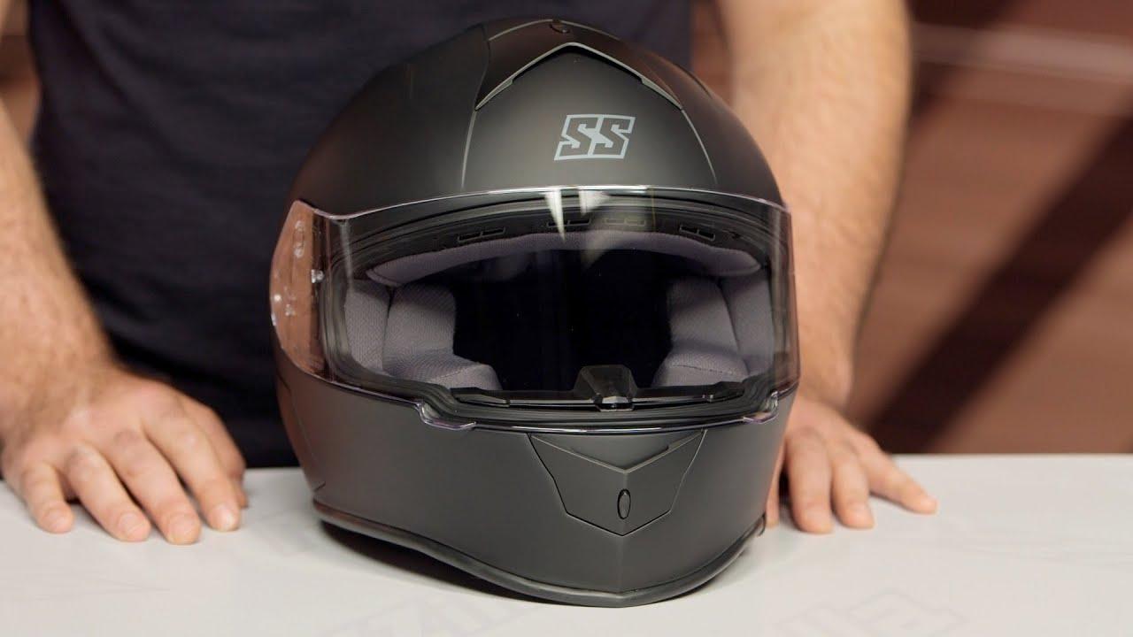 Speed /& Strength SS900 Solid Speed Helmet