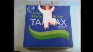 Tampax Commerical (1983)