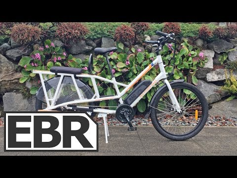 Rad Power Bikes RadWagon Video Review - $1.6k Electric Cargo Bike, Velofix Delivery