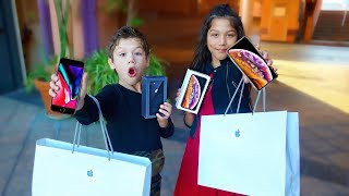 Txunamy & Diezel Get New iPhones!! | Familia Diamond